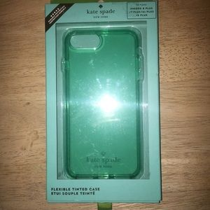 Kate Spade iPhone Flexible Tinted Case